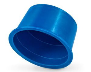 capuchon conique / en PE / en plastique recyclé