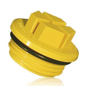 bouchon O-Ring / fileté / en plastique / d'étanchéité