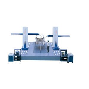 machine de mesure tridimensionnelle à 2 bras horizontaux