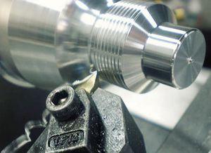 usinage filetage aluminium