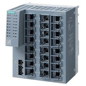 commutateur Ethernet industriel