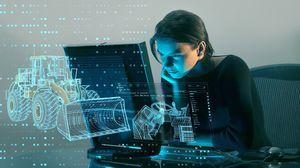 logiciel de simulation / de CAO / pour l'industrie / 3D
