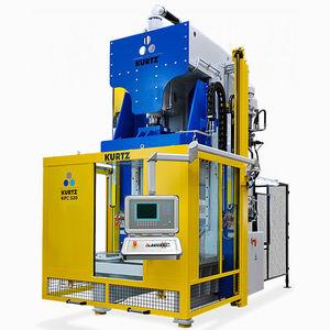 presse à ébarber / hydraulique / de production / PLC