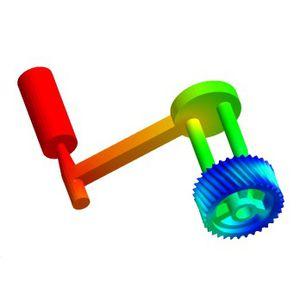 logiciel d'analyse / de process / d'écoulement / 3D