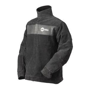 veste de travail / anticoupure / en résille / en cuir