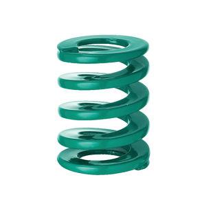 ressort de compression / en spirale / en acier / DIN ISO 10243