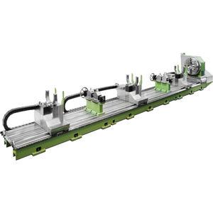 plateau diviseur entraîné par moteur / horizontal / vertical / basculant