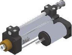 régulateur de vitesse hydraulique pour vérin pneumatique