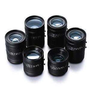 objectif de caméra zoom