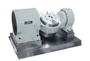 table rotative entraînée par moteur