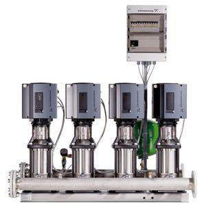 surpresseur électronique / à eau