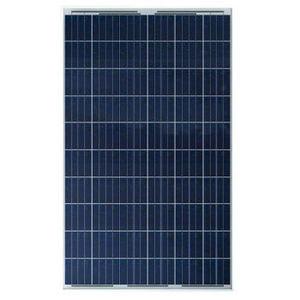module solaire en silicium polycristallin / sur verre / CE