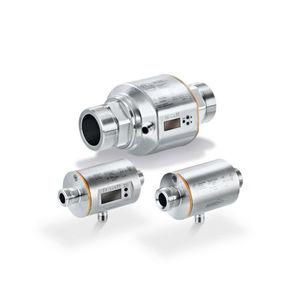 débitmètre magnéto-inductif / pour liquide conducteur / de haute précision / à sortie analogique