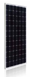 module photovoltaïque en silicium monocristallin