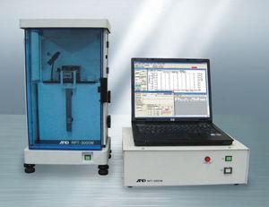 machine d'essai de viscoélasticité