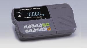 indicateur de pesage numérique / benchtop / étanche / multifonction