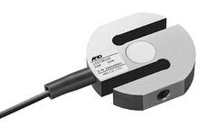 capteur de force en traction compression / en S / en acier inoxydable / par jauge de contrainte