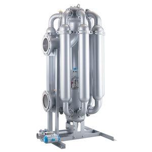 unité de filtration de pression / hydraulique / avec lavage à contre-courant