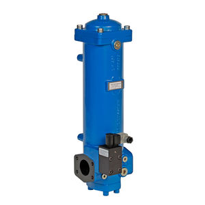 filtre hydraulique / à panier / faible pression / en ligne