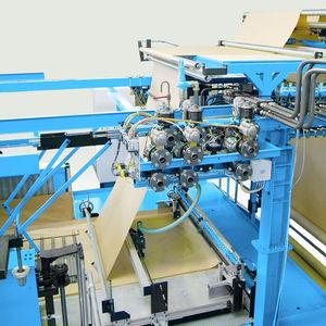 ligne de production de blocs de mousse souple en PUR