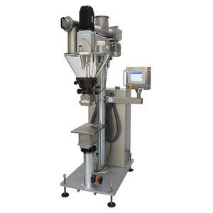 machine de remplissage pour granules / pour poudres / à vis / compacte