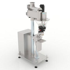 machine de remplissage pour granules / de poudre / à vis / compacte
