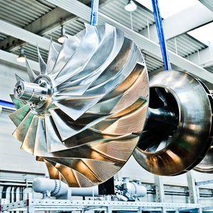 turbocompresseur radial