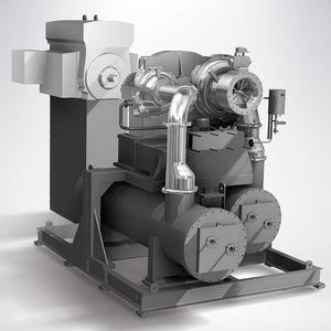 turbocompresseur stationnaire