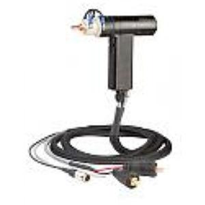 torche de soudage MIG / refroidie par air / avec extraction de fumée