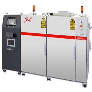 machine de soudage laser à fibre / à faisceau d'électrons / automatique / de précision