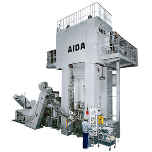 presse mécanique / de forgeage / à froid / pour l'industrie automobile