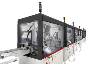 cellule robotisée de soudage laser / de manutention / d'assemblage / de pose