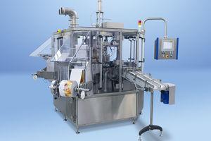 machine de mise en forme pour produits alimentaires