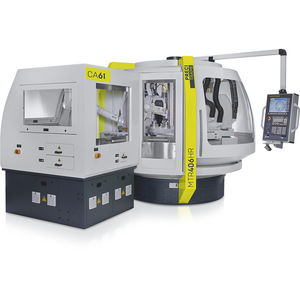 machine transfert rotative / CNC / 6 positions / à haute productivité