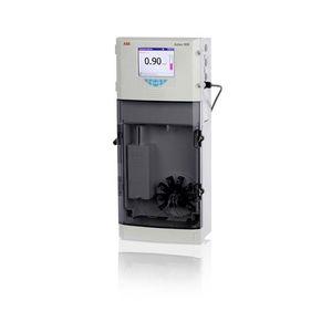 analyseur d'eau / d'aluminium / de concentration / à intégrer