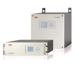 analyseur de gaz / de trace / de conductivité thermique / en continu