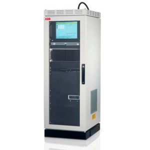analyseur de gaz / d'hydrocarbure / de surveillance / en ligne