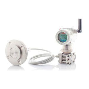 transmetteur de pression différentielle / à membrane / analogique / en acier inoxydable
