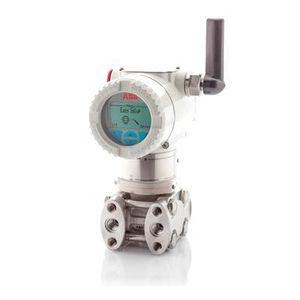 transmetteur de pression différentielle / à membrane / analogique / avec afficheur LCD