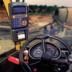 système de pesage embarqué pour camions