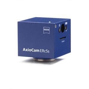 caméra pour la vision industrielle / couleur / CCD / pour microscope