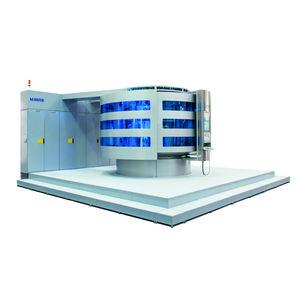 machine transfert rotative / CNC / 12 positions / pour usinage