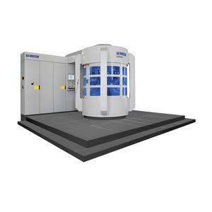 machine transfert rotative / CNC / pour usinage / de précision