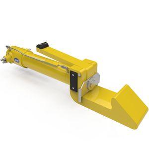 bloqueur de tige hydraulique / automatique / de sécurité
