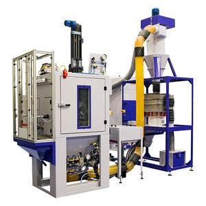 grenailleuse pour applications aéronautiques / pour applications médicales / automatique / compacte