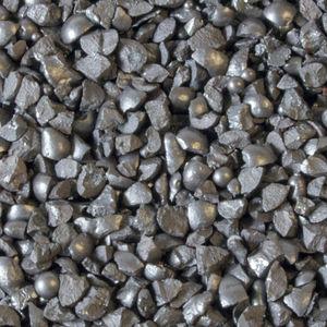 abrasif de sablage en métal