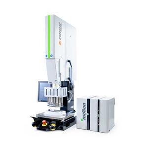 machine de soudage à ultrasons / AC / servocommandée / ISO
