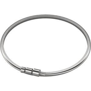collier de serrage en acier galvanisé