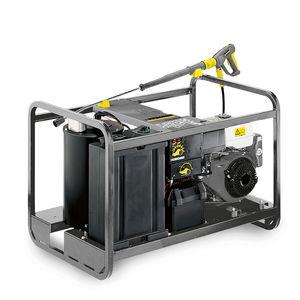 nettoyeur à eau chaude / à moteur diesel / stationnaire / haute pression
