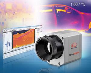 caméra d'imagerie thermique / d'inspection / de surveillance / infrarouge